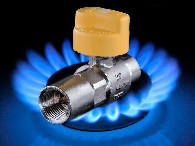 Многофункциональный газовый шаровой кран VAiT